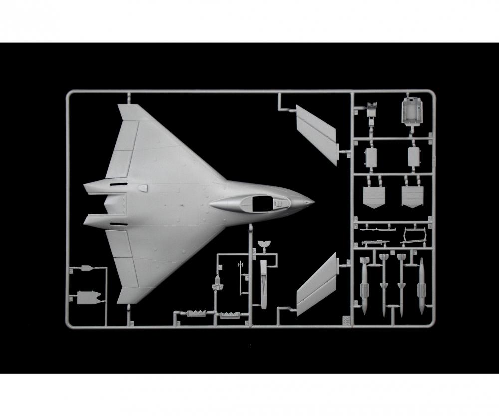 Italeri Joint Strike Fighter in 1:72 510001419 Italeri 1419 JSF