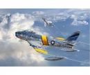 """carson 1:72 F-86 F """"Sabre"""""""