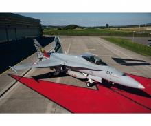 1:72 F/A-18 Hornet Swiss AirForce - RAAF