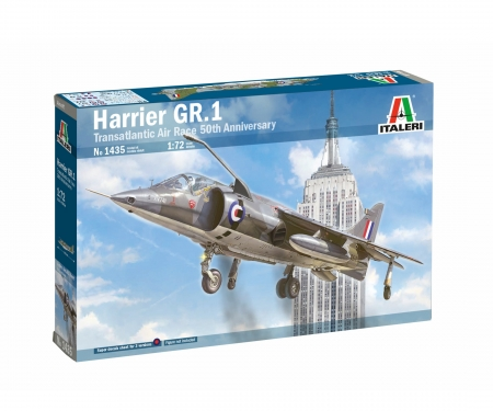 carson 1:72 HARRIER GR.1 Transatlantic Air Race