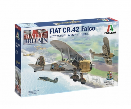 carson 1:72 Fiat CR.42 Falco