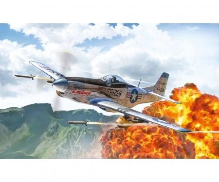 carson 1:72 F-51D Korean War