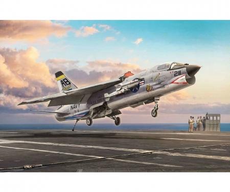 carson 1:72 F-8E Crusader