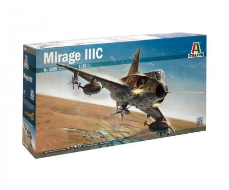 carson 1:32 Mirage III C