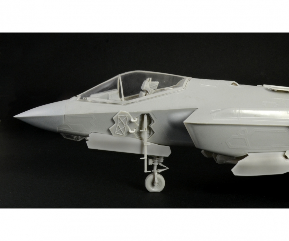 F35 A Lighting Ii Diecast ITALERI 1:100 IT48215 Modellbau