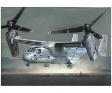 1:48 IT V-22 OSPREY Tilt Rotor