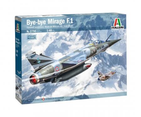 1:48 Bye-Bye MIRAGE F.1