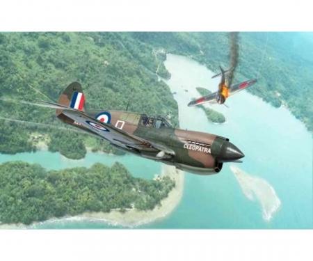1:48 P-40E/K Kittyhawk