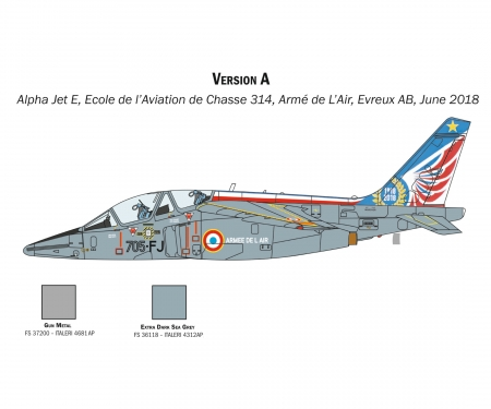 1:48 Alpha Jet A/E