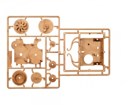 "carson ITALERI ""Leonardo Da Vinci"" Automobile SELF-PROPELLING CART"
