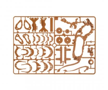 "carson ITALERI ""Leonardo Da Vinci"" Mechanical Lion"