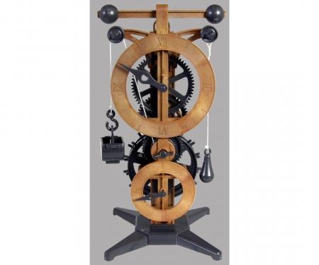 carson IT L. DaVinci Clock