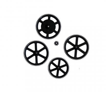 carson IT L.DaVinci Flying Pendulum Clock