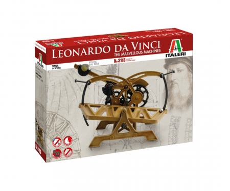 IT L.DaVinci Rolling ball Timer