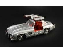 carson 1:16 Mercedes-Benz 300 SL Gullwing