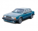 carson 1:24 Volvo 760 GLE