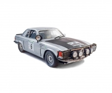 carson 1:24 Mercedes 450 SLC Rally d Bandama'79