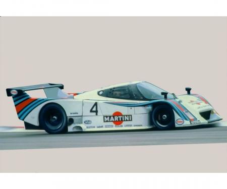 carson 1:24 Lancia LC2