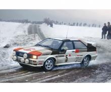 carson 1:24 Audi Quattro Rally