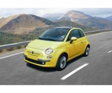 """carson 1:24 Fiat """"500"""" (2007)"""