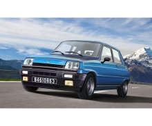 carson 1:24 Renault 5 Alpine