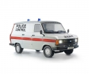carson 1:24 Ford Transit UK Police