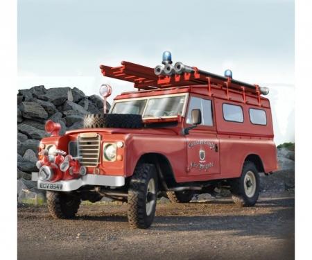 1:24 Land Rover Fire Truck
