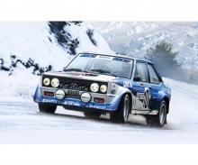 carson 1:24 Fiat 131 Abarth Rally