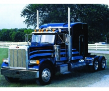 "1:24 Peterbilt 378 ""Long Hauler"""