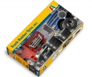 carson 1:24 Truck Rubber Tyres (8x)