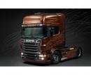 carson 1:24 Scania R730 V8 Black Amber