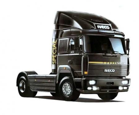carson 1:24 IVECO Turbostar 190.48 Special