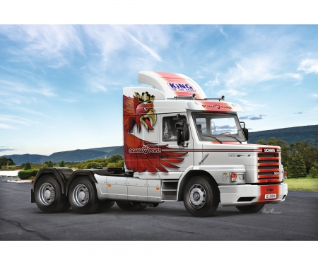 carson 1:24 Scania T143H 6x2