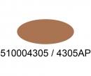 carson IT Acrylic Paint Flat Light Brown 20 ml