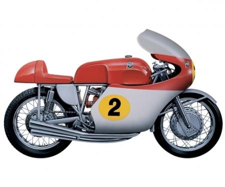 carson 1:9 MV AGUSTA 1964 – 4 cylin. 500cc