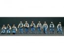 carson 1:35 Figuren-Set Crew (10) ELCO 80 PT