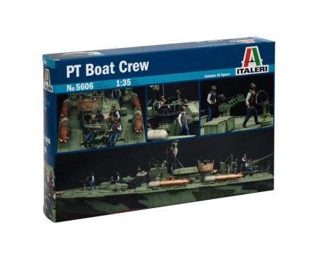 carson 1:35 ELCO 80' PT Boat Crew