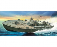 carson 1:35 MTB PT-109 torpedo boat
