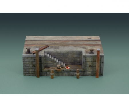 carson 1:35 Dock with stairs