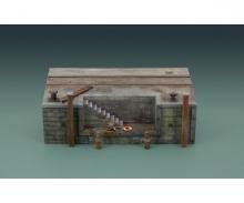 carson 1:35 Dock mit Treppe