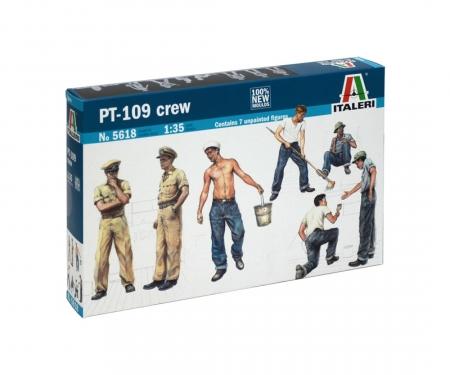 1:35 PT109 Crew