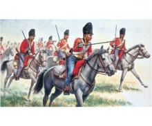 carson 1:72 Brit.Schwere Kavaller. Napol.Kriege