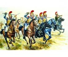 carson 1:72 Franz. Schwere Kavallerie