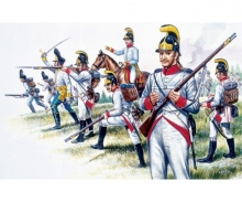 carson 1:72 Austrian Infantry Nap. Wars