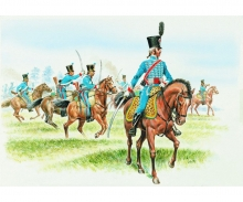 carson 1:72 French Hussars 1° REGIMENT HUSSARS