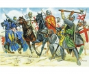 carson 1:72 The Knights XIth Century Crusaders