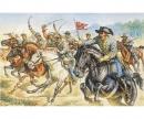 carson 1:72 Konföderierten Kavallerie