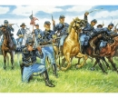 carson 1:72 Union Cavalry 1863 The blue jackets