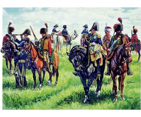 carson 1:72 Napoleon Imperial General Staff
