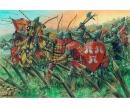 carson 1:72 100-jähriger Krieg - Brit. Krieger